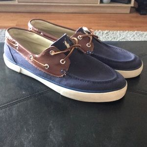 Other - Polo Ralph Lauren boat shoes